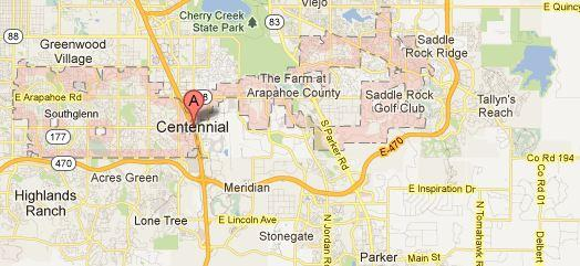 Centennial, Colorado, Commercial Appraisal Services