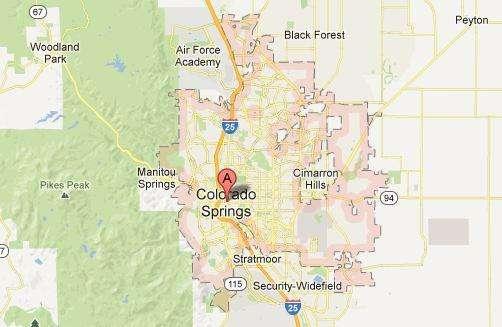 Colorado Springs, Colorado, Commercial Appraisal Services