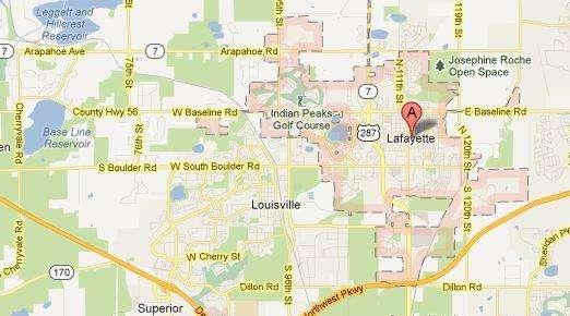 Lafayette, Colorado, Commercial Appraiser