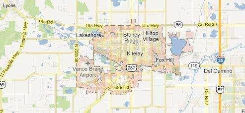 Longmont, Colorado, Commercial Appraiser
