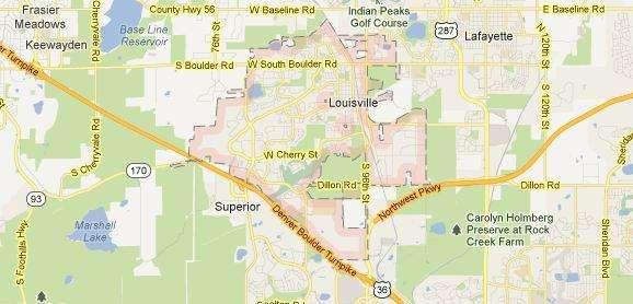 Louisville, Colorado, Commercial Appraisal Services