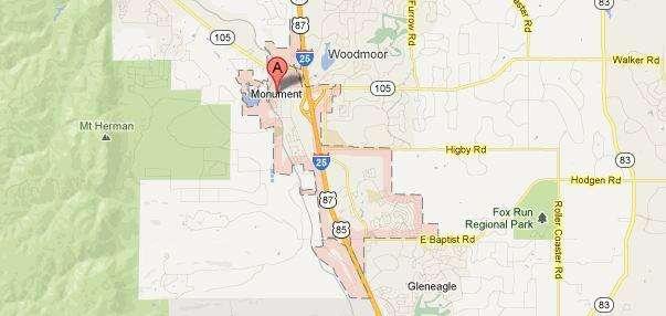 Monument, Colorado, Commercial Appraisal Services