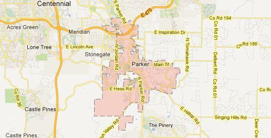 Parker, Colorado, Commercial Appraisal Services