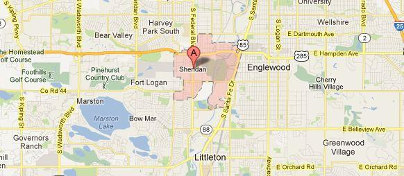 Sheridan, Colorado, Commercial Appraisal Services