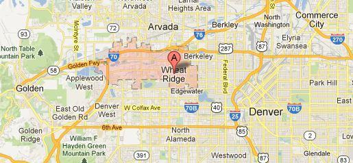 Wheat Ridge, Colorado, Commercial Appraisal Services