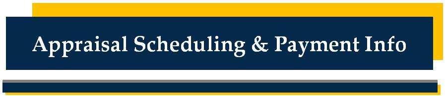 AppraisalSchedulingandPaymentInfo