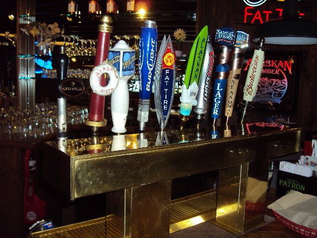 Restaurant/bar property