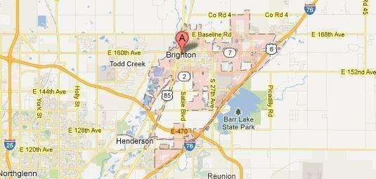 Brighton, Colorado, Commercial Appraisal Services