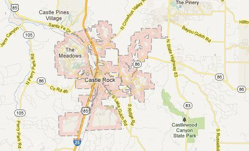 Castle Rock, Colorado, Commercial and Residential Appraisal Services