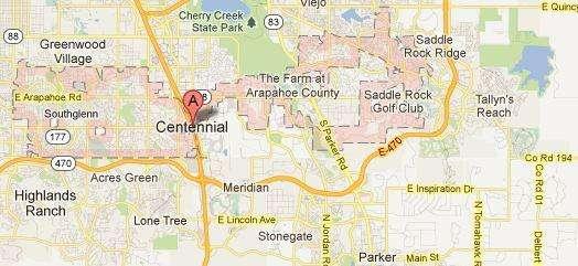 Centennial, Colorado, Commercial Appraisal Services