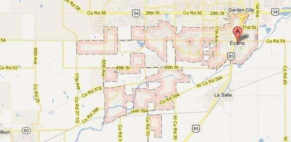 Evans, Colorado, Commercial Appraisal Services