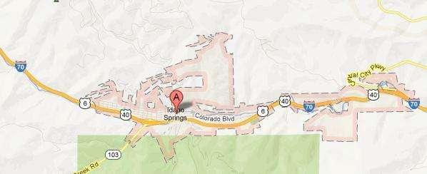 Idaho Springs, Colorado Appraisal Services