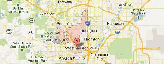 Westminster, Colorado, Commercial Appraisal Services