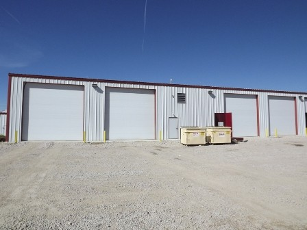 Recent Industrial Property Appraisal
